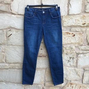 STS BLUE Emma Distressed Ankle Skinny Jeans 28